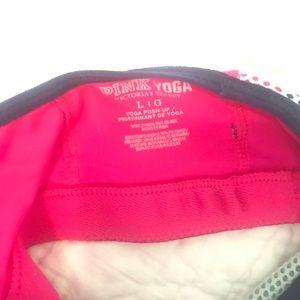 PINK Victoria's Secret Intimates & Sleepwear - Pink VS yoga push up bra sz large hot pink